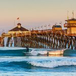 Sunrise-Imperial-Beach-Pier-Surfers-Waves-Ocean-kooks