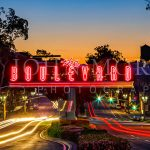 Boulevard-San Diego-Street-Neon-Travel-Photography