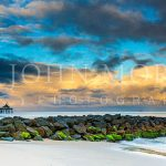 Imperial-Beach-Pier-Jetty-Sunrise-Stormy-Beach-Ocean