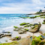 Wind-An-Sea-Beach-Rocks-San-Diego-Surf